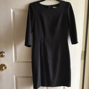 H &M effortless black dress